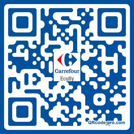 QR code with logo OgK0