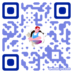 QR Code Design PNK0