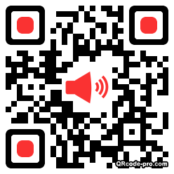 QR code with logo PPM0