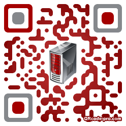 QR code with logo PSd0