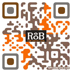 QR Code Design Pj50