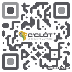 QR code with logo PvO0