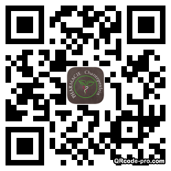 QR code with logo Qe10