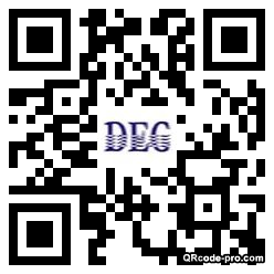 QR code with logo Qry0