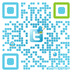 QR code with logo RNa0