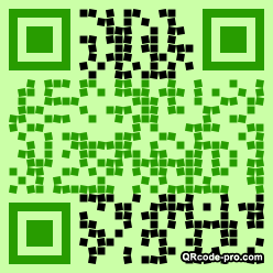 QR code with logo Rce0