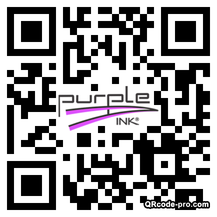 QR code with logo Rcw0