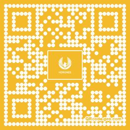 QR Code Design Ri70