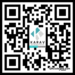 QR code with logo S2p0