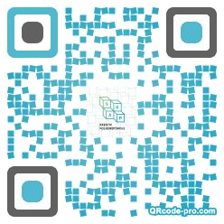 QR code with logo SMJ0