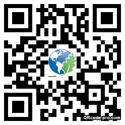 QR code with logo SRg0