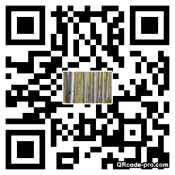 QR code with logo SSa0