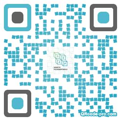 QR code with logo SZj0