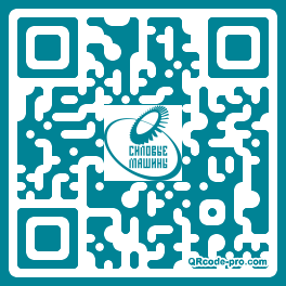 QR code with logo Sd80