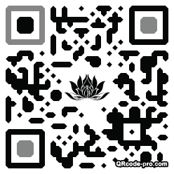 QR code with logo Syo0