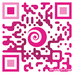 QR code with logo T0D0