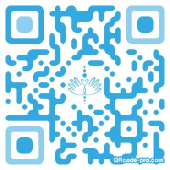 QR code with logo Tx20