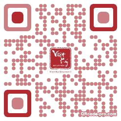QR code with logo UIg0