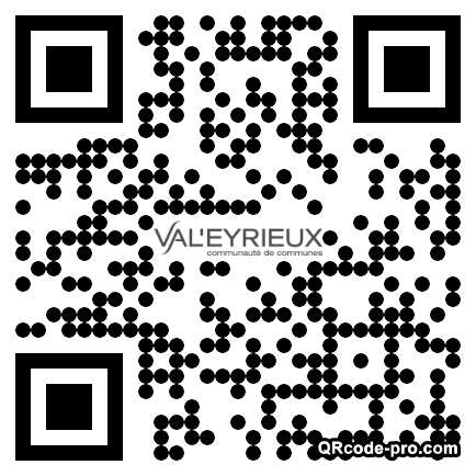 QR Code Design UJx0