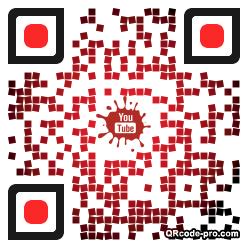 QR Code Design Ud50