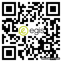 QR code with logo Umy0