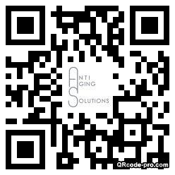 QR code with logo Uoq0