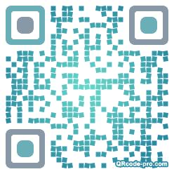 QR code with logo Uuk0