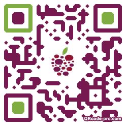 QR code with logo VCq0