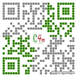 QR Code Design Vfr0