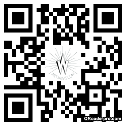 QR Code Design Vmq0