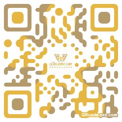 QR code with logo VqR0