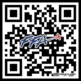 QR code with logo VtW0