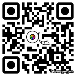 QR Code Design WFh0