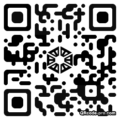 QR code with logo WLs0