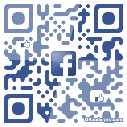 QR code with logo Wit0
