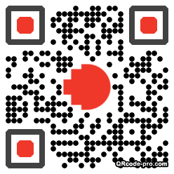 QR code with logo XKY0