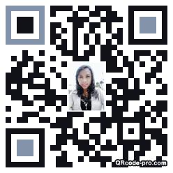 QR Code Design XdH0