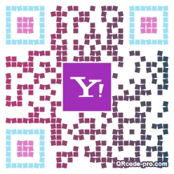 QR Code Design Y180