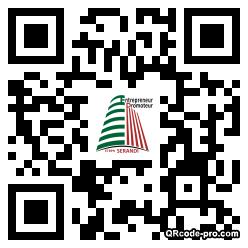 QR code with logo Y3i0
