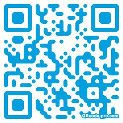 QR code with logo Y5Q0