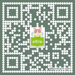 QR Code Design YM50