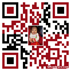QR code with logo Z9F0