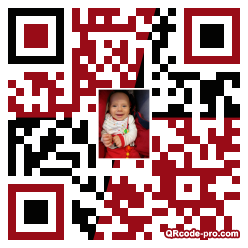 QR code with logo Z9H0