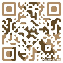 QR code with logo ZDo0