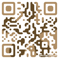 QR code with logo ZDp0