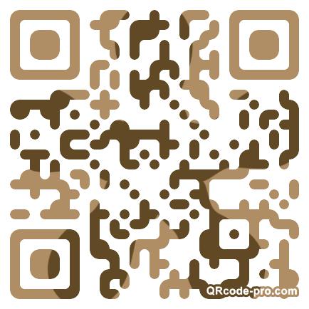 QR code with logo ZE10