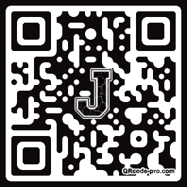 QR code with logo ZF20
