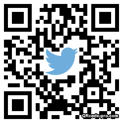 QR code with logo ZSp0