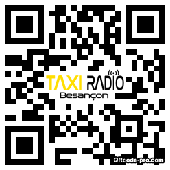 QR code with logo Zpv0