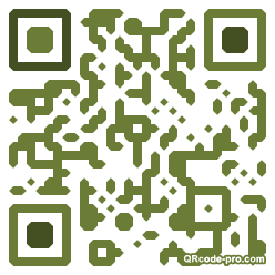 QR code with logo Zy70